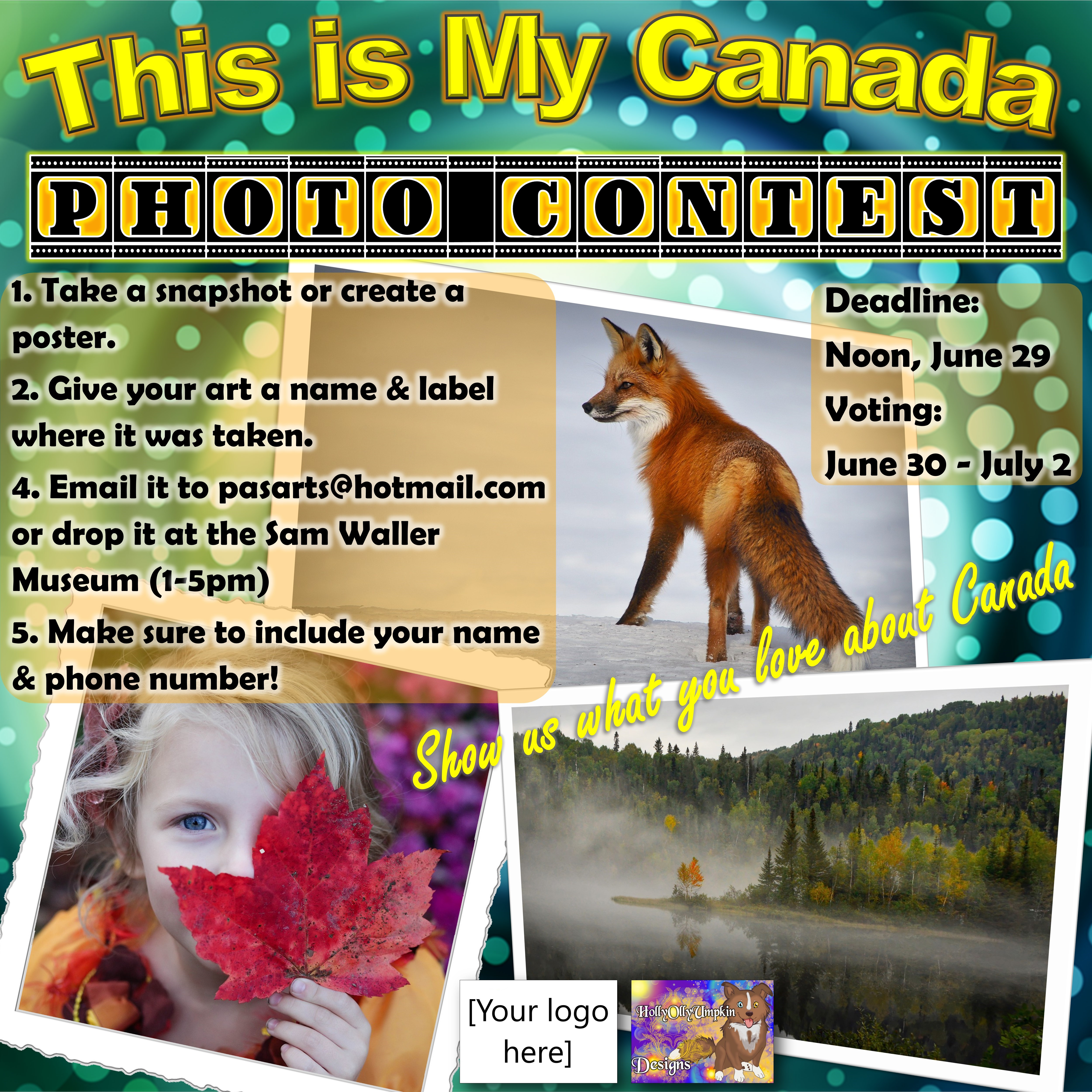 Facebook Post - This is My Canada Photo Contest