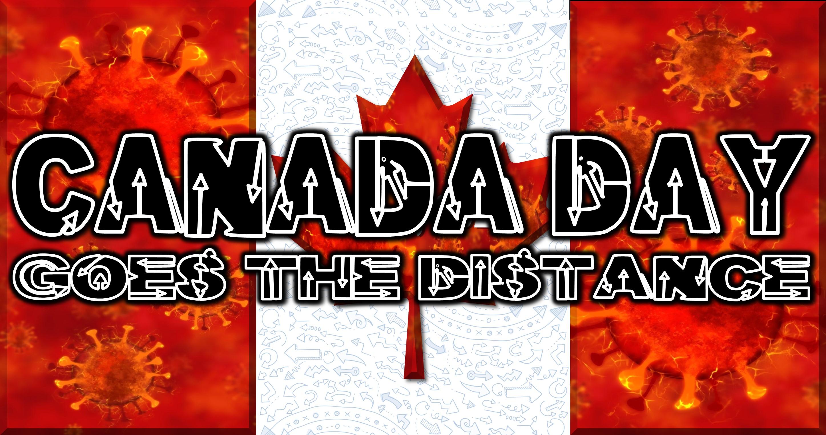 Facebook Banner - Canada Day 2020
