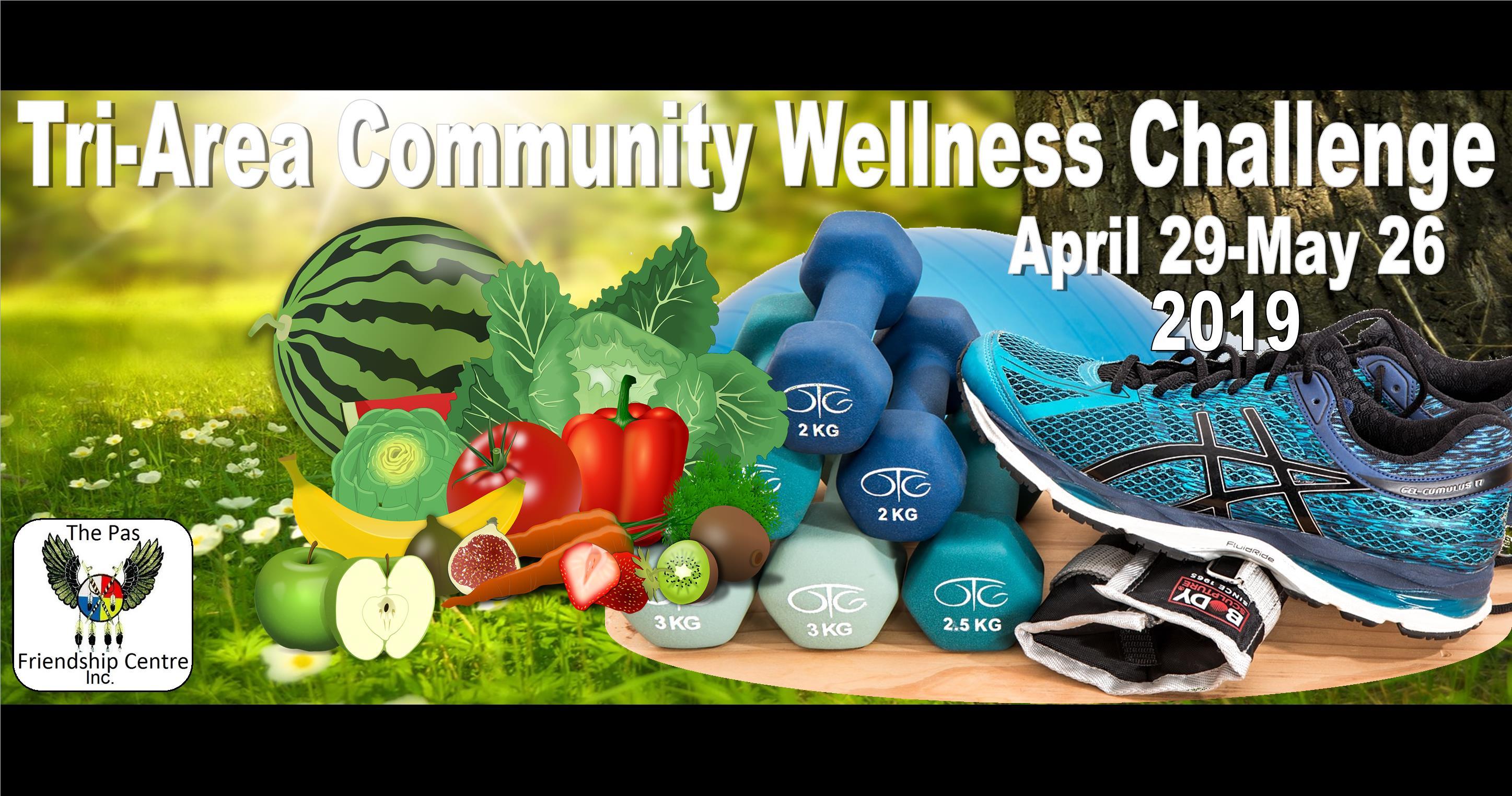 Facebook Banner - Community Wellness Challenge